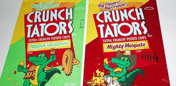 Vintage Junk: CrunchTato's