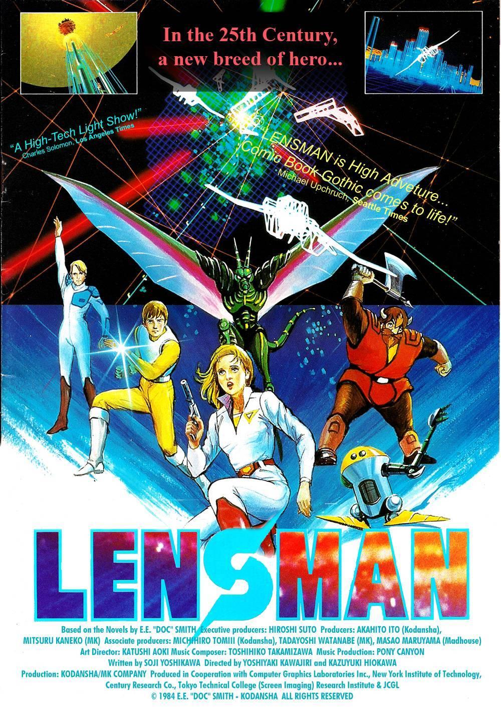 Cosas que no recuerdas:Lensman