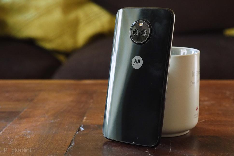 Yo te amaba,Motorola